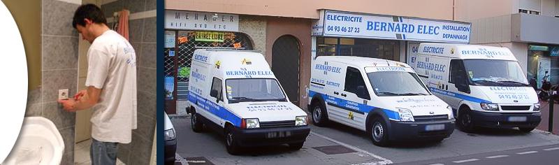 Bernard Elec électricien en dépannage